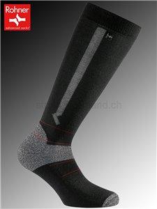 Touring Light calze da sci Rohner - 009 nero