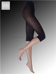 LEVÉE capri leggings - 399 nero
