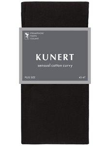SENSUAL COTTON CURVY - Calzamaglie Kunert per taglie grandi