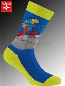 GLOBI TREKKING calzini da escursioni per bambini - 228 limette