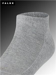 FAMILY calzini da bambini Falke - 3400 light grey mel.