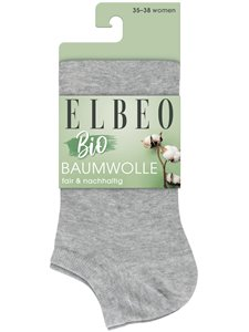 Bio Baumwolle - calzini sneaker da donna