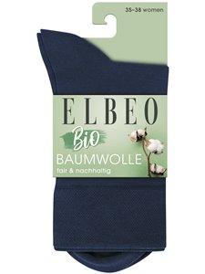 BIO BAUMWOLLE - calzini donna Elbeo