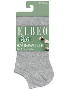 BIO BAUMWOLLE - calzini sneaker per uomo