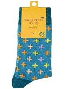 CRISS CROSS - calze Bumblebee per uomini e donne