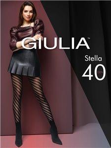 STELLA - Giulia collant con motivo a spirale