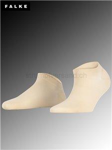 FINE SOFTNESS calzini corti per donne - 4019 cream