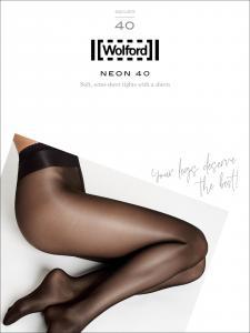 Wolford collant brillante - NEON 40