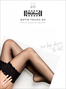 calze autoreggenti Wolford - SATIN TOUCH 20