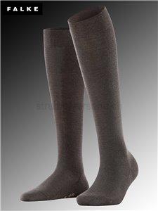 Calzettoni SOFT MERINO - 5239 dark brown