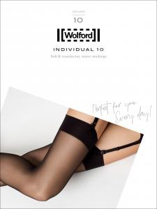 calza da reggicalze Wolford - INDIVIDUAL 10