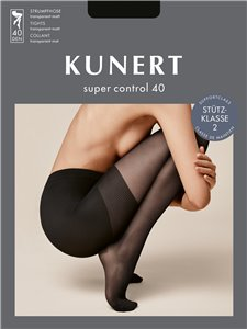 KUNERT Super Control 40 - collant riposante