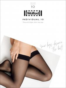 calza stay-up Wolford - INDIVIDUAL 10