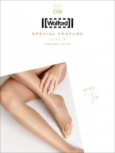 collant LUXE 9 Toeless - Wolford