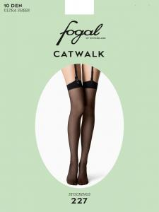 calze da reggicalze Fogal - CATWALK