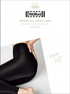Velvet Sensation - Pantacollant Wolford