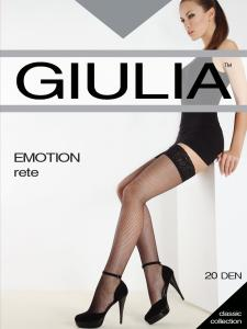 Emotion rete - calze autoreggenti