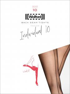INDIVIDUAL 10 Back Seam - collant Wolford