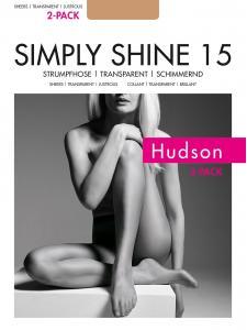 SIMPLY SHINE 15 - collant Hudson