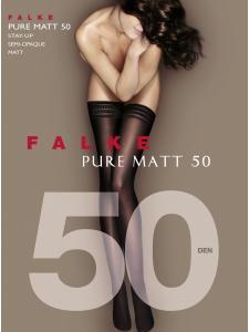 Calza autoreggente - PURE MATT 50