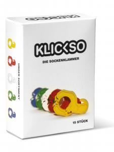 Mollette per calzini Klickso