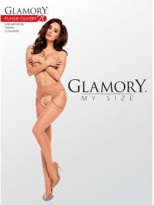 PLAISIR OUVERT 20 - Glamory collant