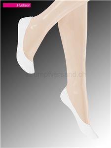 MOCASSINI FOOTLET fantasmini Hudson - 008 bainco